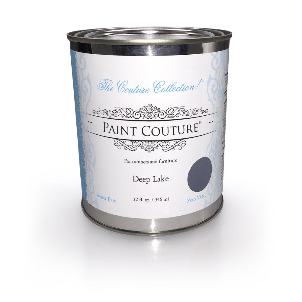 Deep Lake-Zero VOC-Furniture & Cabinet Paint