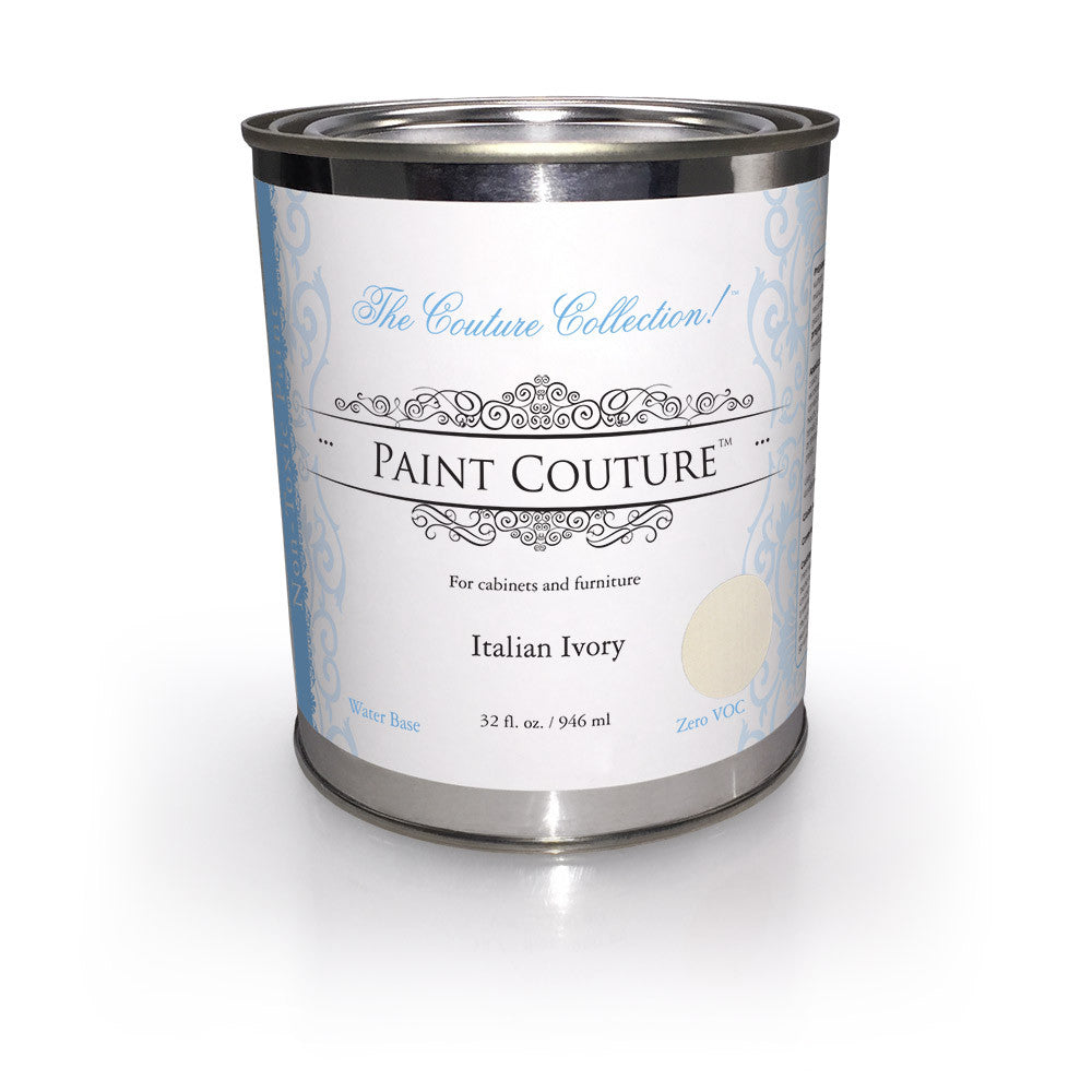 Italian Ivory-Zero VOC-Furniture & Cabinet Paint