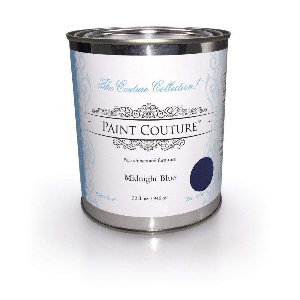 Midnight Blue-Zero VOC-Furniture & Cabinet Paint