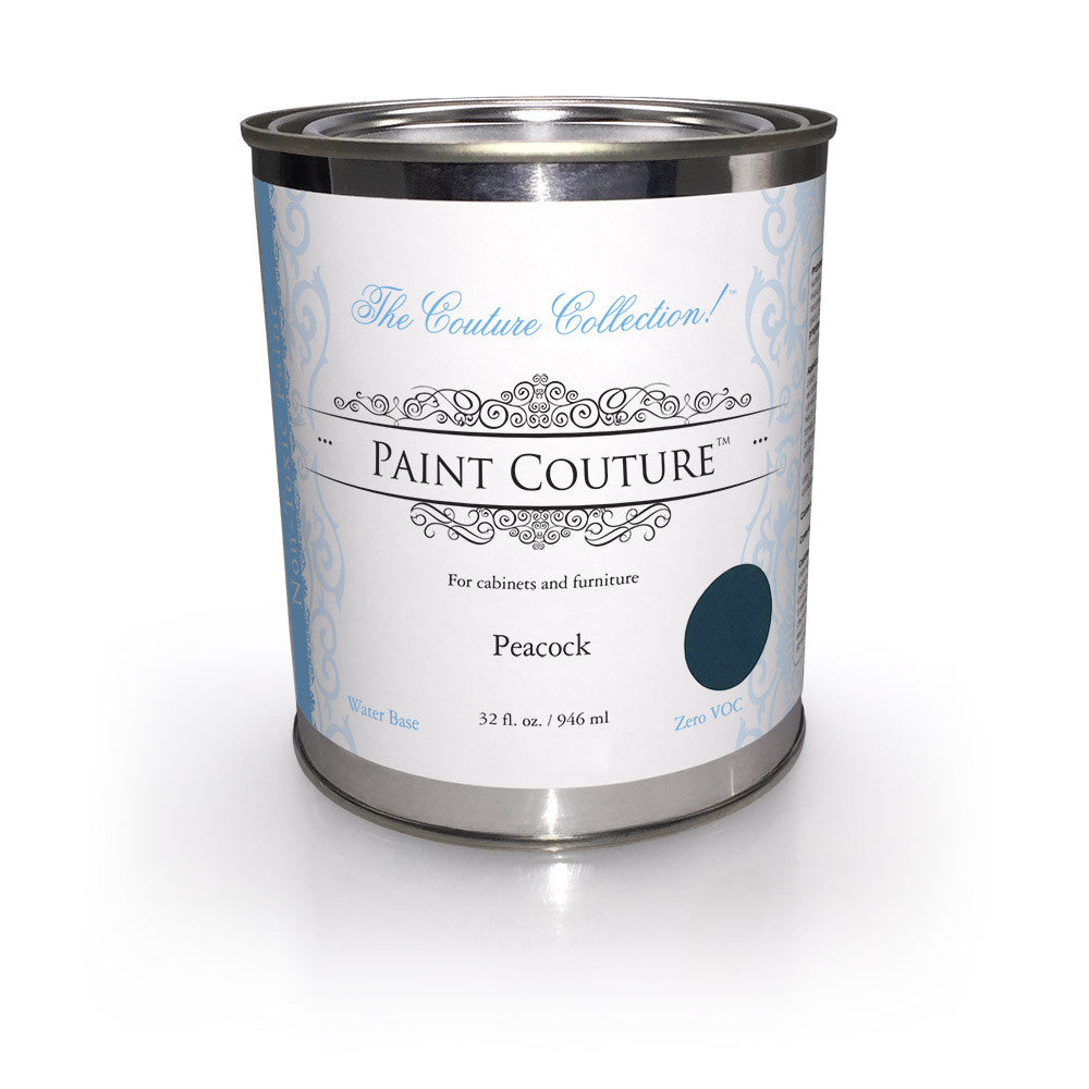 Peacock Zero VOC-Furniture & Cabinet Paint