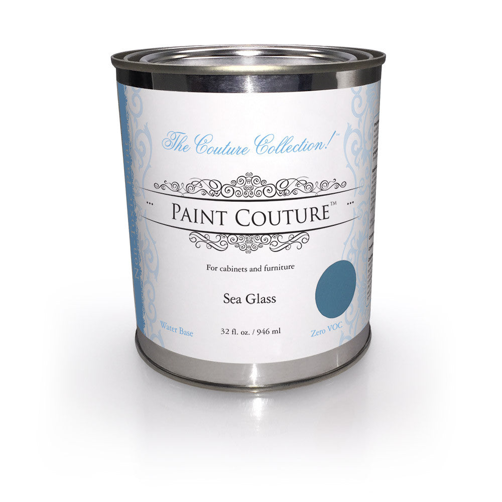 Sea Glass Zero VOC-Furniture & Cabinet Paint