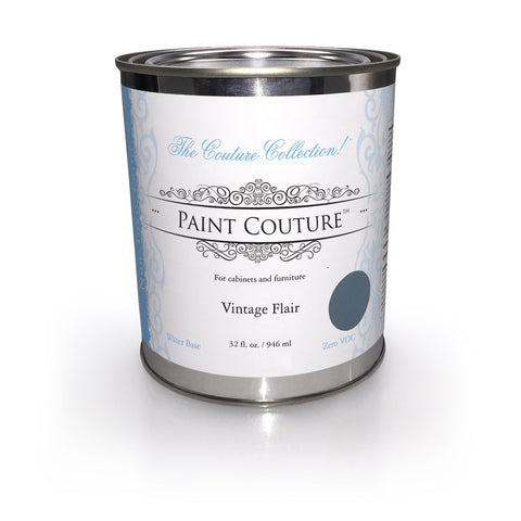 Vintage Flair-Zero VOC-Furniture & Cabinet Paint