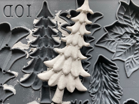 IOD Decor Moulds: { Boughs of Holly }