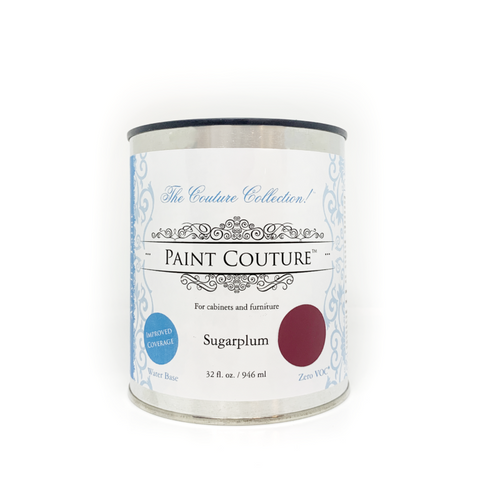 Sugarplum -Zero VOC-Furniture & Cabinet Paint