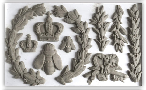 IOD Decor Moulds: Laurel