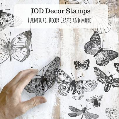 Decor Stamps for Furniture