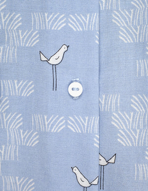 Birds Sky Sleeveless