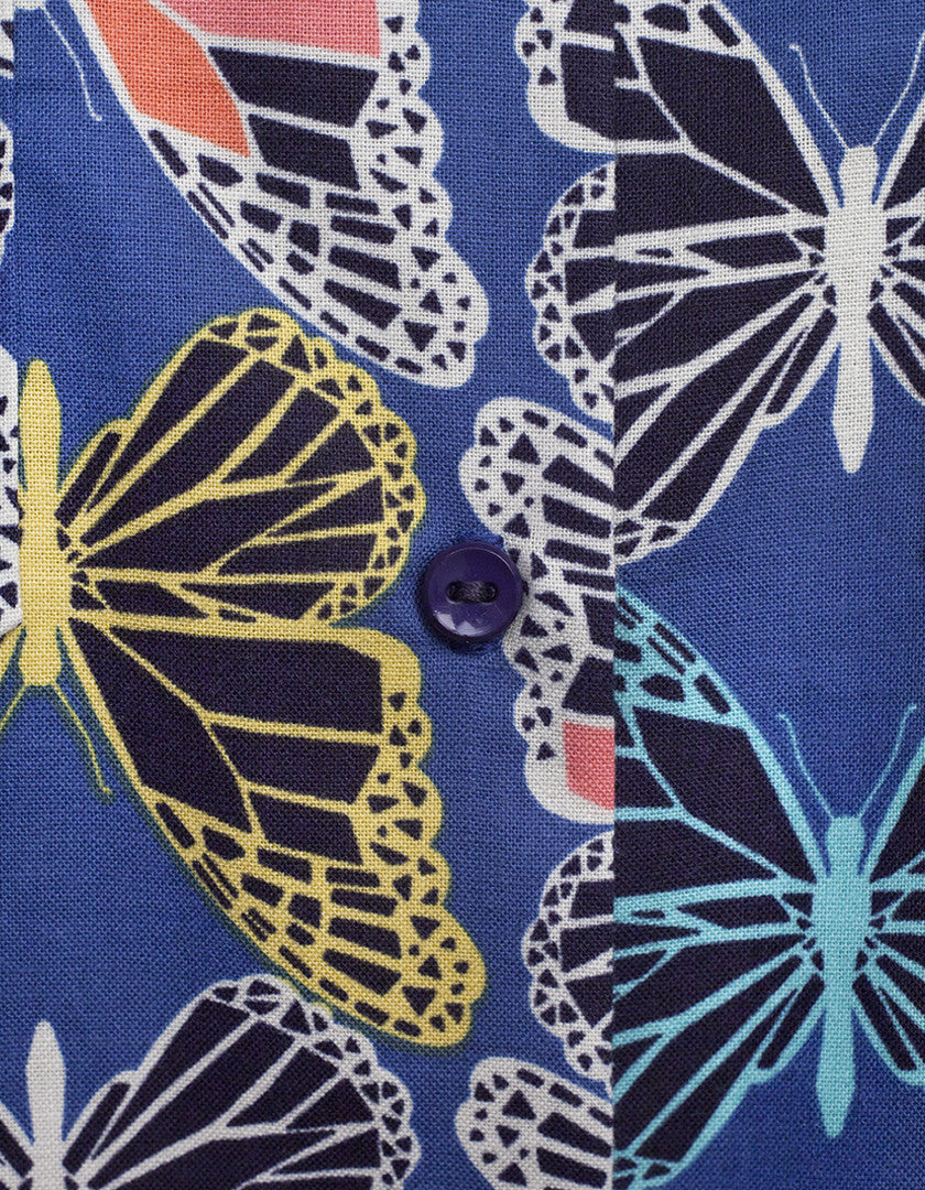 Big Butterflies Sleeveless