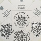 Mindful Mandala Coloring Kit