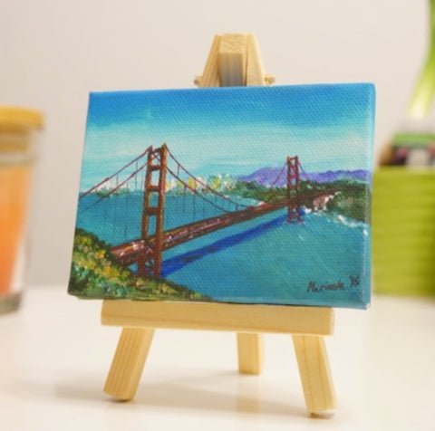 Tiny Fine Art San Francisco Prints