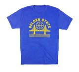Golden State Basketball Mens Tee