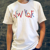 """New York"" T-Shirt"