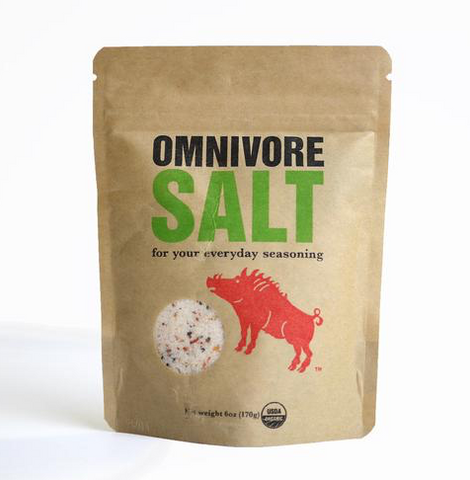 Omnivore Salt - Your Everyday Seasoning