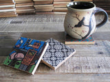 Wood Coasters - Set of 2
