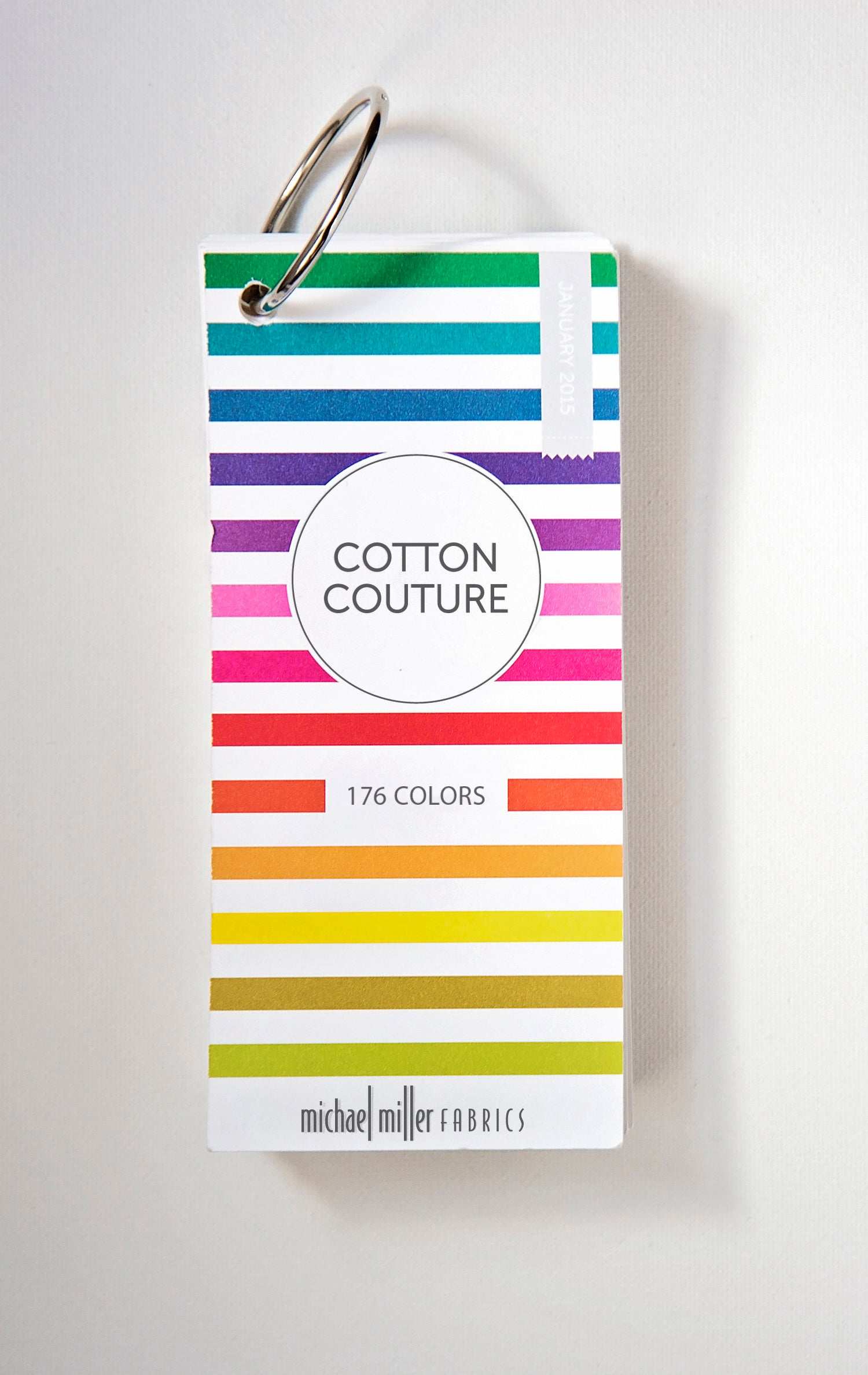 Cotton Couture Color Card