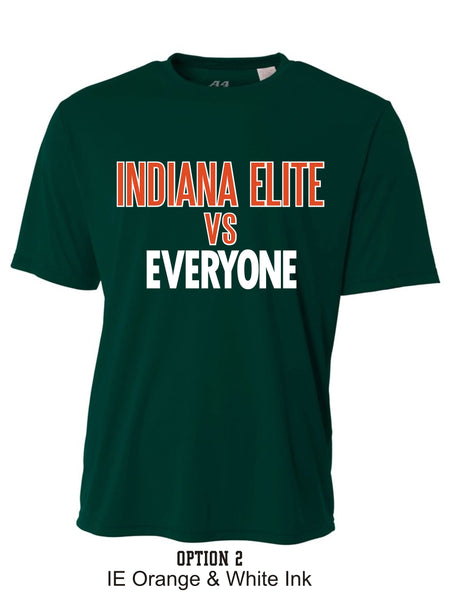 Dri Fit Indiana Elite VS Everyone Short Sleeve T-Shirt Green
