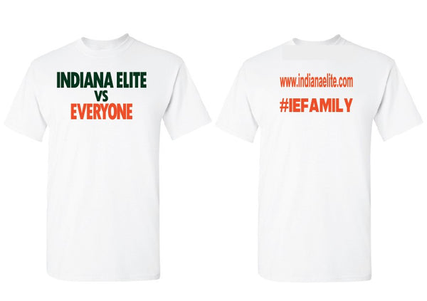 Dri Fit Indiana Elite VS Everyone Short Sleeve T-Shirt White