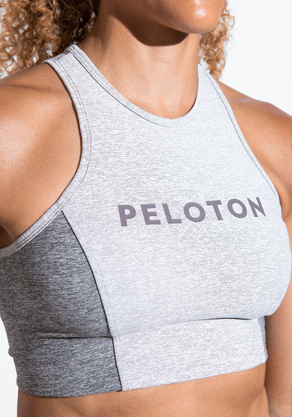 Peloton Two-Tone Athena Crop Top