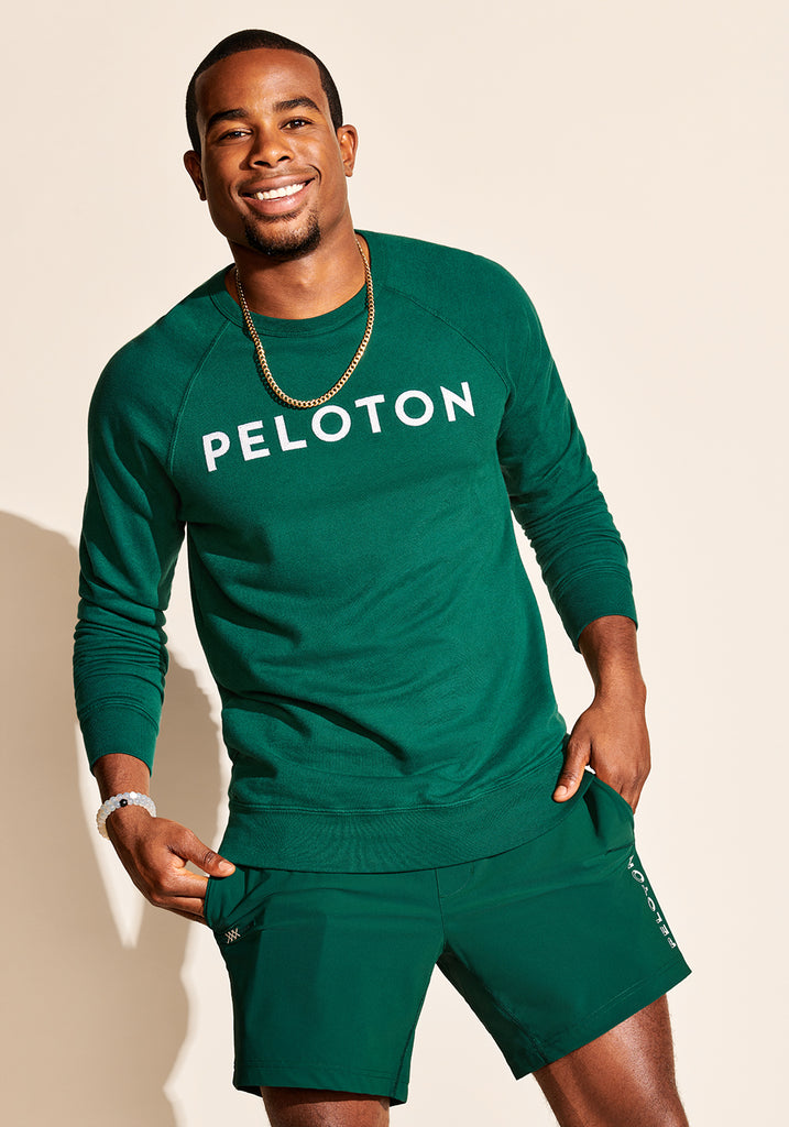 Peloton Chainstitch Crew Sweatshirt