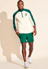 Peloton 1/4 Zip (Green)