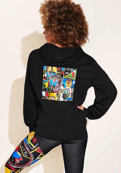 Basquiat Liberty Full Zip