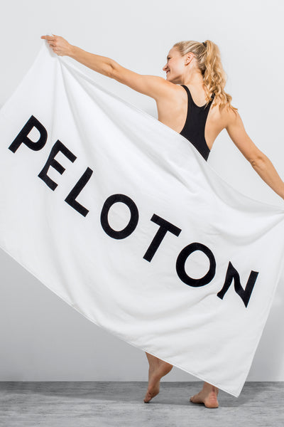 Premium Beach Towel (White)