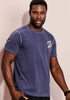 Peloton Deep Navy Tech Tee