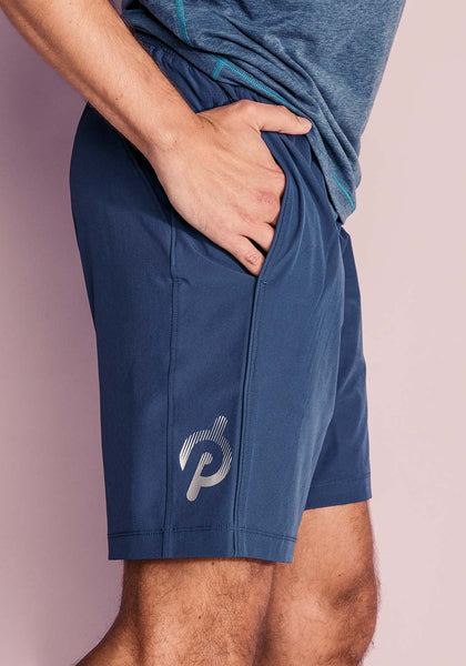 Peloton Deep Teal Tech Short