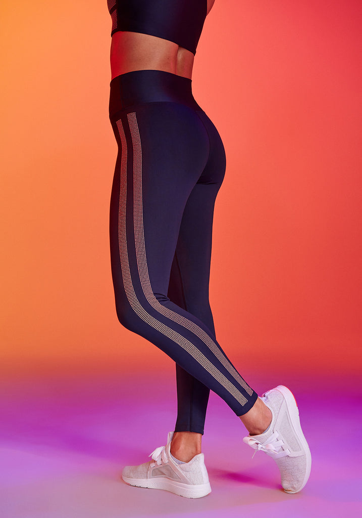 Peloton Multi-Stripe Leggings