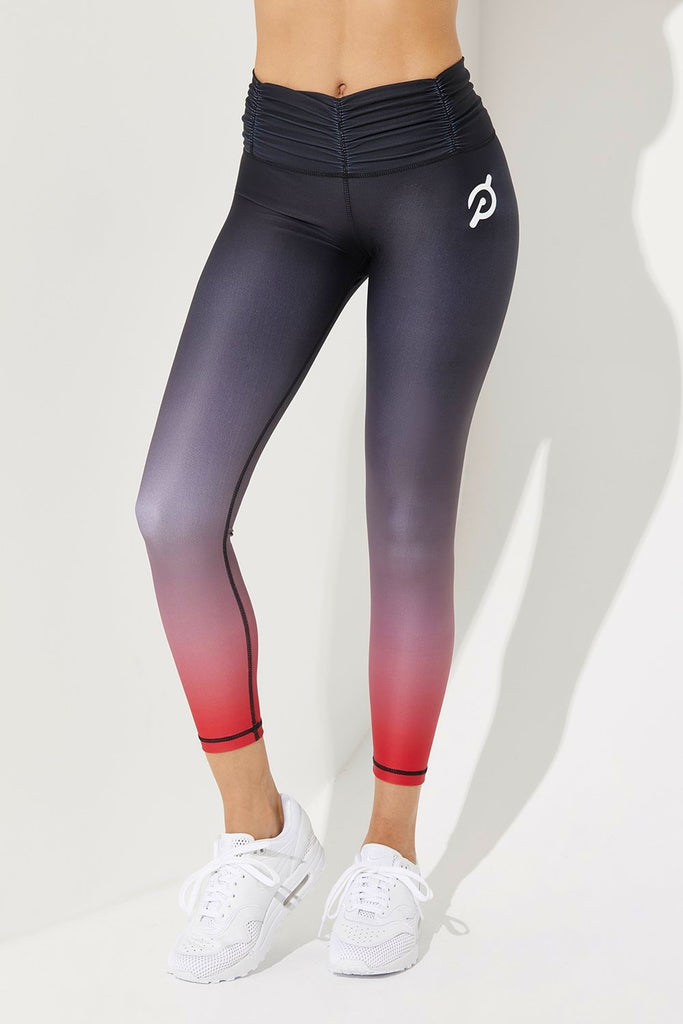 Ombre Scrunch Legging