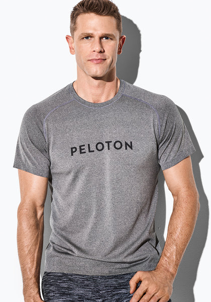 Peloton Metal Vent Tech Tee