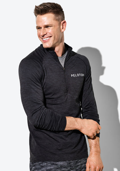 Peloton Metal Vent Tech Half Zip