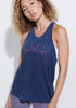 Peloton Twist Back Tank