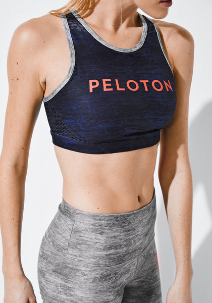 Peloton Retro High Neck Bra