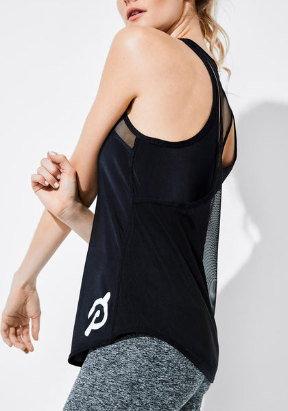 Peloton Mesh in Motion Tank