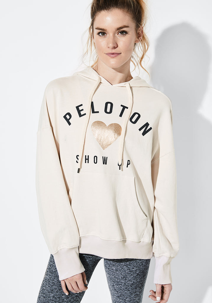 Show Up Hooded Pullover