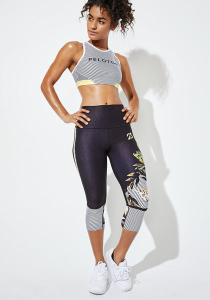 Peloton Different Shades Capri Leggings