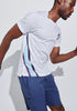 Peloton Stripe Swift Short Sleeve