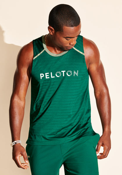 Peloton Swift Tank (Emerald Green)