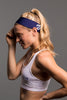 Peloton No Sweat Headband (Navy)