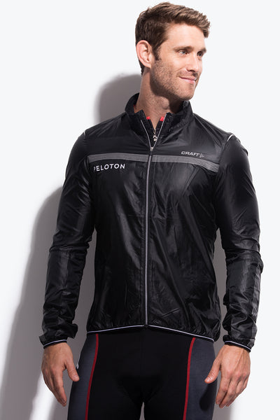 Peloton Men's Road Bike Windbreaker