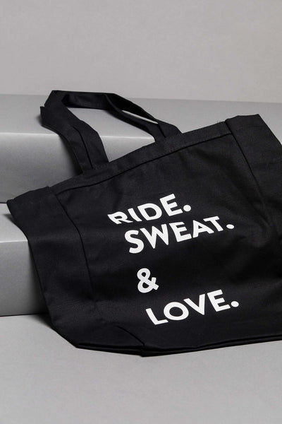 Ride Sweat Love Lightweight Tote