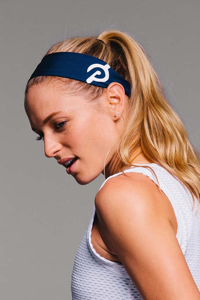 No Sweat Headband (Navy)