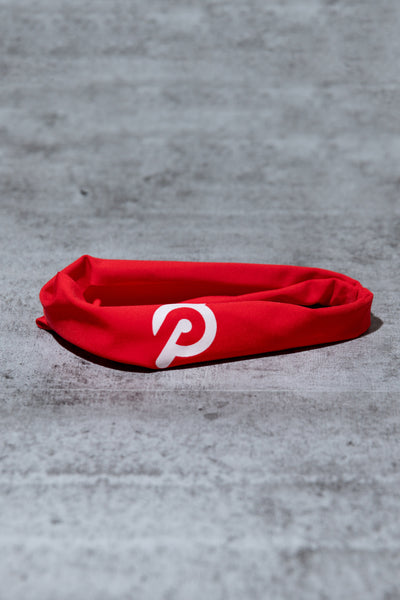 Peloton No Sweat Headband (Red)
