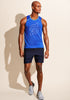 Peloton Swift Tank (Dazzling Blue)