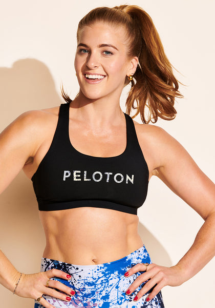 Peloton Splatter Invigorate Bra