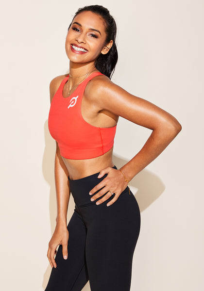 Peloton Hyper Focused High Neck Bra