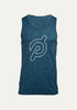 Peloton MVT Breathe Tank (Blue)
