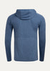Peloton Heathered Metal Vent Tech Hoodie 2.0