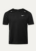Peloton Black Rise 365 Short Sleeve